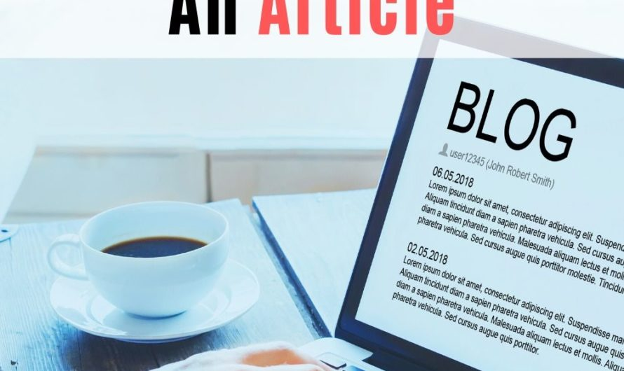 Article Writing: Should You Ask for Pay Upfront or Passive?