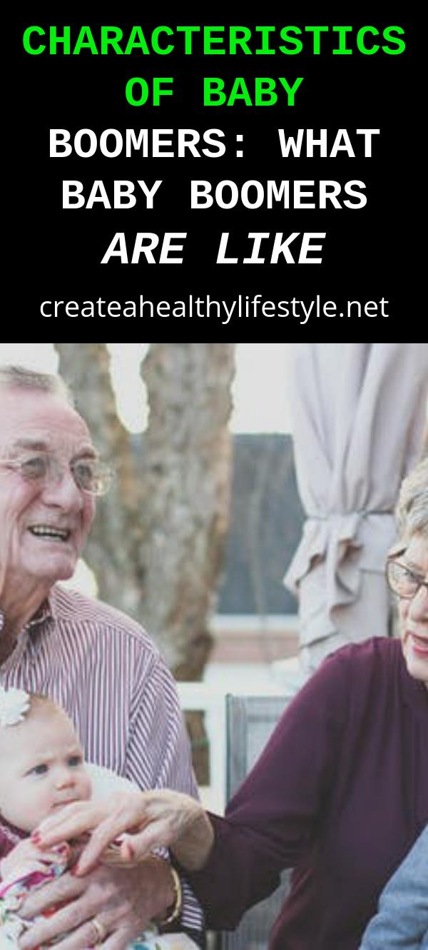Characteristics of Baby Boomers: What Baby Boomers Are ...